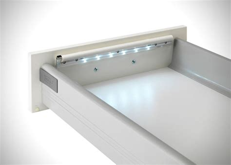 diode lights ikea dioder led drawer light by ikea hiconsumption