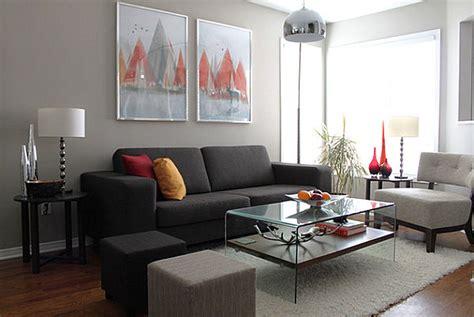 gray modern living room furniture modern living room sets