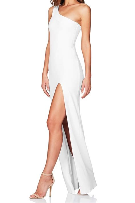 Dress Milla White nookie mila gown in white all the dresses