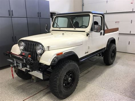 jeep for sale az 1985 jeep scrambler cj8 amc 401 th400 for sale in happy