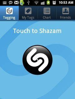 download mp3 from shazam shazam android app to identify songs