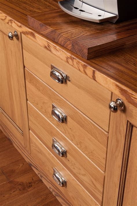 Handles For Oak Kitchen Cabinets by 17 Best Images About Lacquered Oak Cottage Kitchen