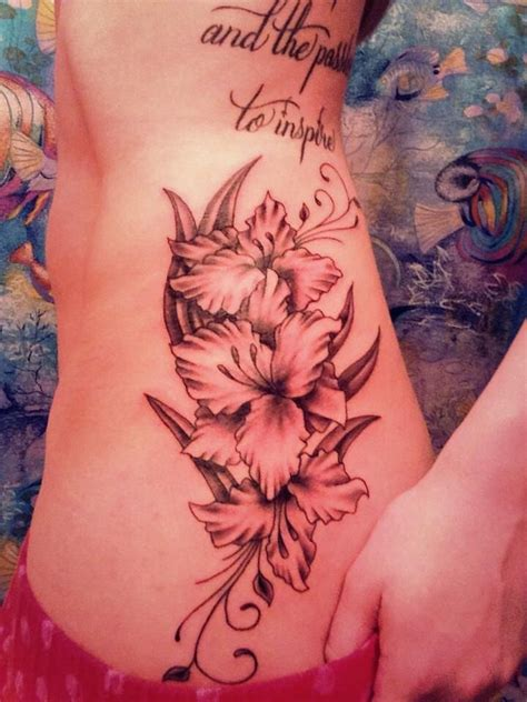 august birth flower tattoo gladiolus august s flower getting it tat tattoos