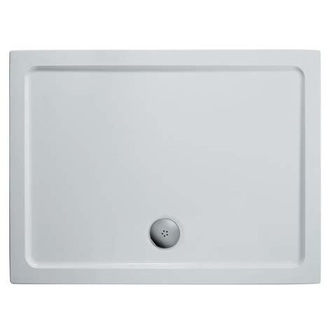 Idealite Low Profile Rectangular Flat Top Shower Tray Bathroom Shower Trays