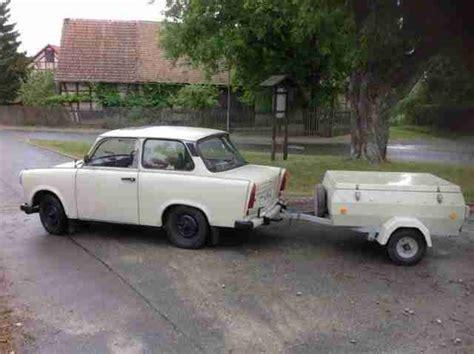 Roller Anhänger Gebraucht Kaufen by Trabant 601 1hand Mit Anh 195 Nger Hp300 H Angebote