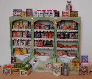 dolls house shops uk miniature shelf fillers for dolls house or shop misc projects dolls house