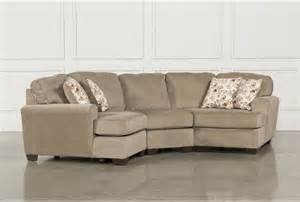cuddler sofa patola park 3 sectional w 2 cuddlers living spaces