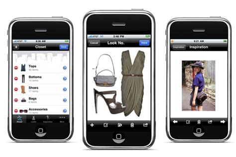 Wardrobe Apps by Top 5 Fashion Apps Fashion And Lifestyle Trends For