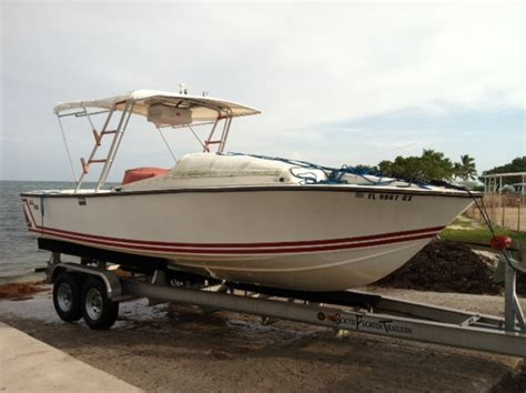 sea vee boats for sale in south florida sea vee 25 project boat volvo diesel the hull truth