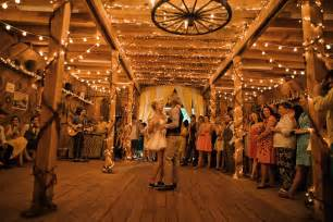 wyoming weddings design inspiration barn