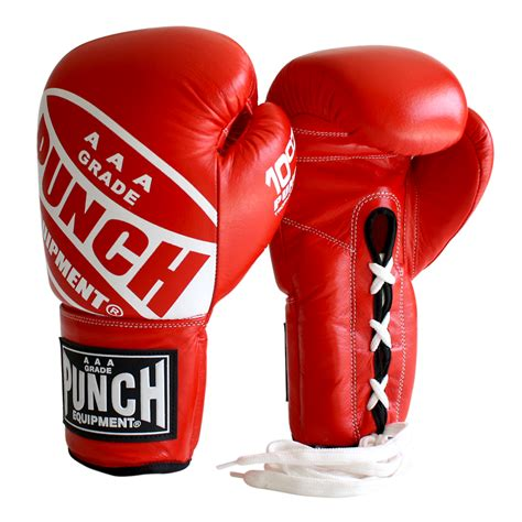 Lace Up Boxing Gloves Australia Competition Punch Boxing Gloves