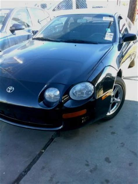auto air conditioning repair 1994 toyota celica electronic toll collection sell used 1994 toyota celica gt hatchback 2 door 2 2l in fort worth texas united states for