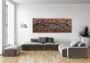 wanddeko wohnzimmer 40 verbl 252 ffende ideen f 252 r wanddeko aus holz
