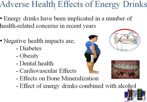 energy drink health risks health effects of energy drinks health effects