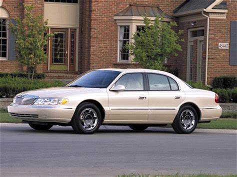 blue book value for used cars 1999 lincoln navigator spare parts catalogs photos and videos 1999 lincoln continental sedan history in pictures kelley blue book