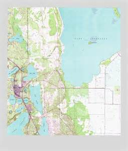 lake placid fl topographic map topoquest