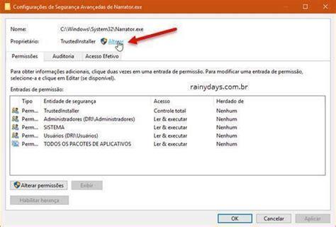 tutorial narrador windows 10 como desativar o narrador do windows 10 de vez