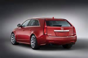 Cadillac Cts Wagon 2014 2014 Cadillac Cts V Wagon Gm Authority