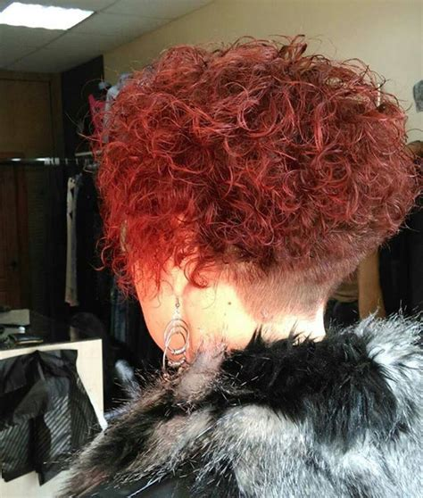 perm and nape shave 17 best images about short hair buzz on pinterest coupes
