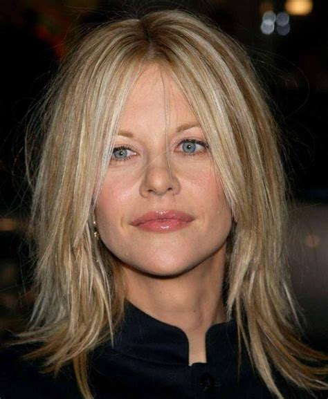 Hairstyles Photo Gallery   photo gallery of meg ryan long hairstyles viewing 13 of