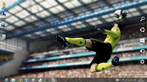 ronaldo themes for windows 8 1 fifa 13 theme for windows 7 and 8 ouo themes