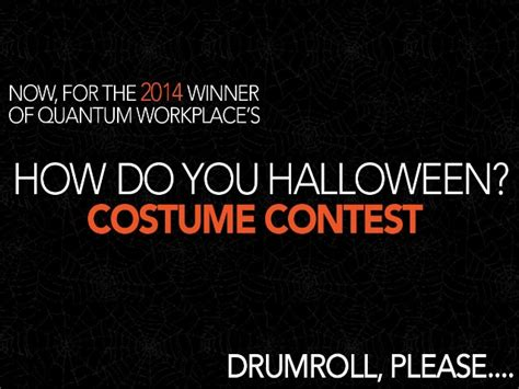 contest 2014 results 2014 how do you costume contest results