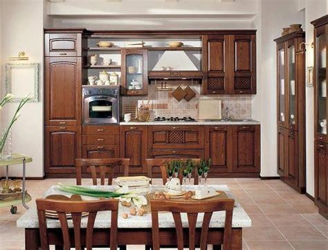 cucine legno naturale cucine in legno naturale