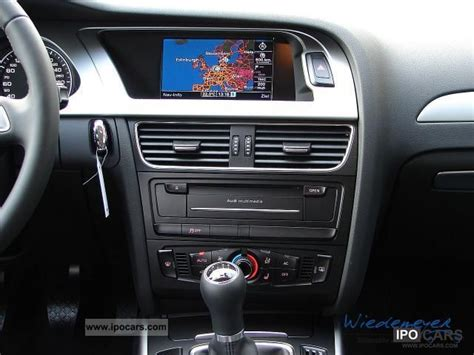 Audi A4 Mmi Navigation Plus by 2011 Audi A4 Allroad 2 0 Tdi Xenon Plus Mmi Navigation