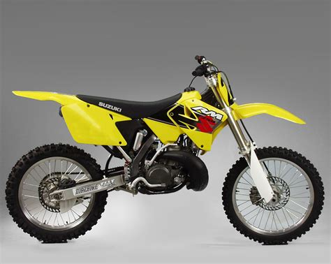 best 250 motocross bike dirt bike magazine best used bike suzuki rm250