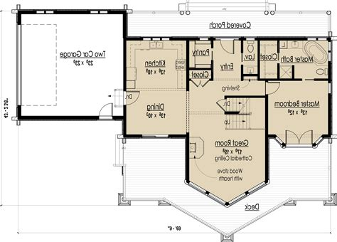 eco friendly homes floor plans