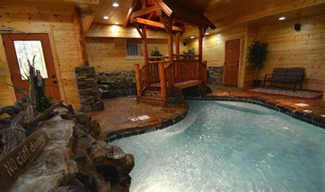 Pigeon Forge Cabins With Indoor Pool by Pigeon Forge Cabins Copper River Vacations