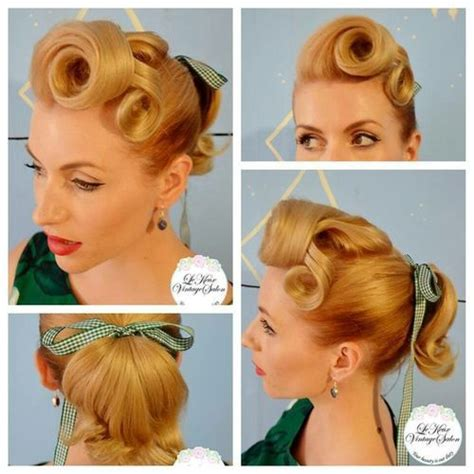 grease hairstyles images 794 best images about rockabilly pin up hair and makeup