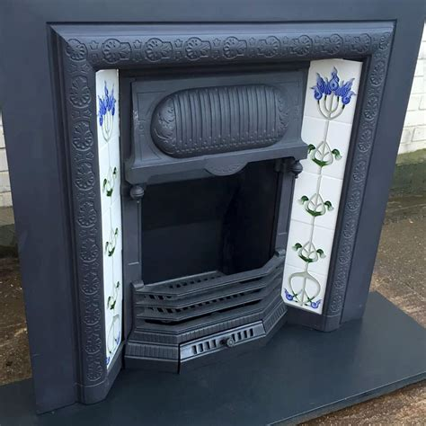 cast iron fireplace insert antique cast iron fireplace insert from