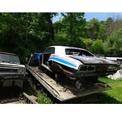 BangShiftcom Vermont Muscle Car Junkyard