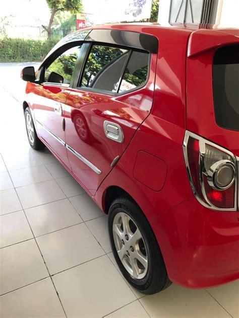 2016 Daihatsu Ayla X M T ayla x m t 2015 dp 13 jt mobilbekas