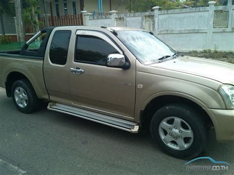 isuzu dmax 2006 isuzu d max 2002 2006 2002 motors co th