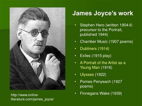themes of dubliners by james joyce ppt eveline and the dead from james joyce s