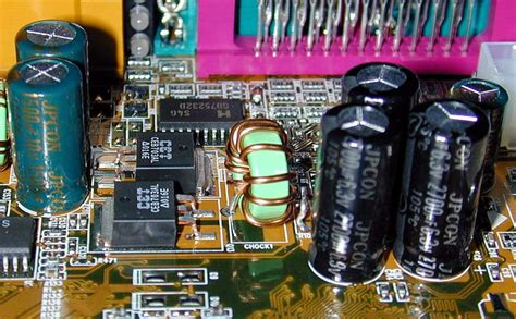 what do capacitors do on motherboard burning smell coming from my pc technical support guild wars 2 guru