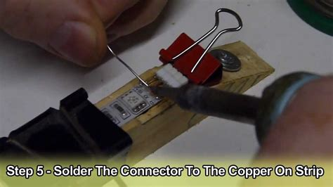 How To Solder Led Light Strips How To Solder Led Lighting Downlights Direct