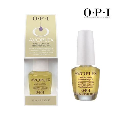Opi Avoplex Nail Cuticle 15ml o p i avoplex nail cuticle replenishing 15 ml salonet