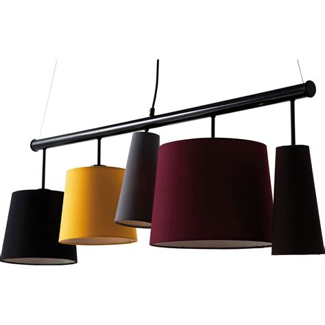 Lustre Suspension Design by Suspension Contemporaine Parecchi Colore Kare Design