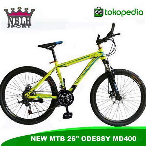 Sepeda Mtb 26 Florida jual sepeda gunung mtb 26 odessy md 400 new nabilahsport