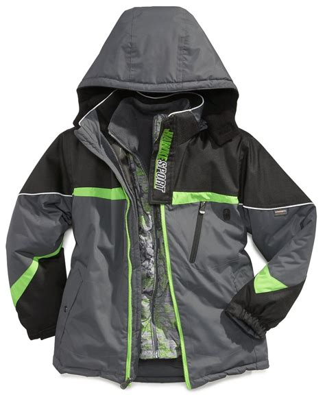 boys 4 in 1 jacket hawke co jacket boys 4 in 1 systems jacket