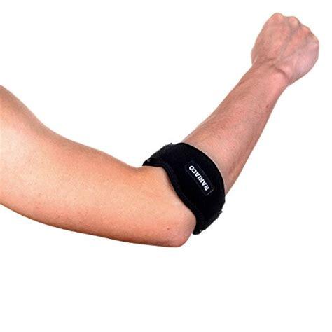 Promo Brace Arm 220 2pcs Terlaris raniaco 2 pcs tennis brace relief for tendonitis for outdoor sports