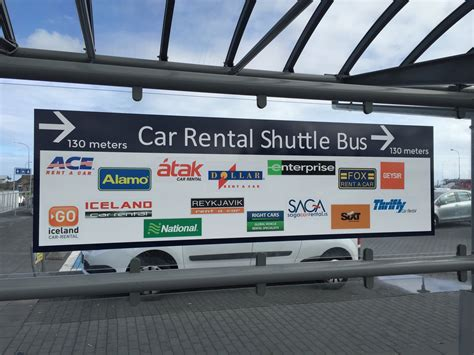 iceland car rental tips  drive iceland