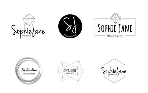 artist logo name freelance makeup artist logo design by ceb creative brackley