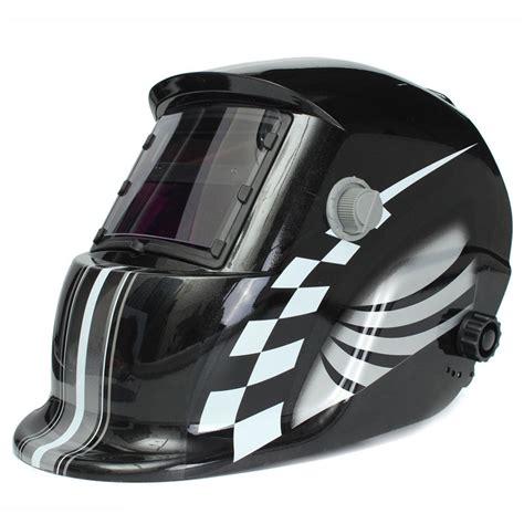 Helm Las Otomatis Mollar Auto Darkening Helmet surya pro electrowelding topeng las otomatis gelap helm