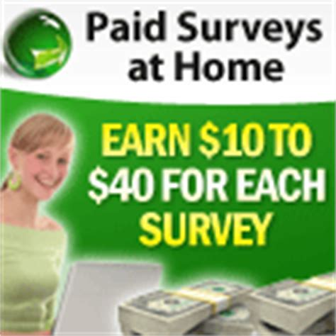 affiliates make money with paid surveys at home