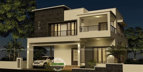 modern house roof design contemporary flat roof designs modern house