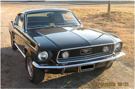 1968 mustangs for sale for sale 1968 mustang fastback